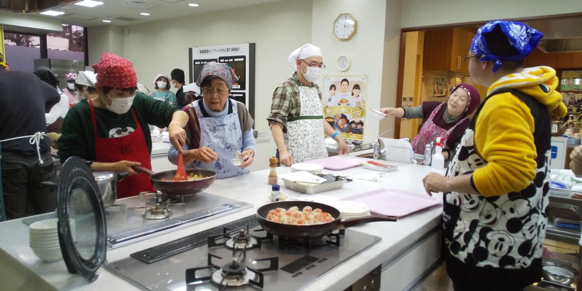 サンメイト料理教室